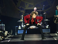 Rolling Stones Indianapolis, July 4, 2015 - The band on stage