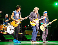 The Rolling Stones on stage, Toronto2, Air Canada Center, June 6 2013