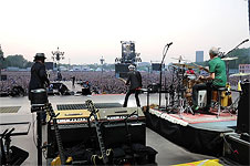 Hyde Park-1 06 July 2013 - view from stage