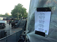 Hyde Park-1 06 July 2013 - - Before the gig 1