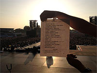 Hyde Park-2 13 July 2013 - The setlist