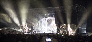 The Rolling Stones at Hunter Valley 2014