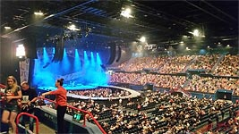 Brisbane 2014 - the venue