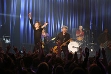The Rolling Stones onstage at the Fonda Theatre - LA, 20.05.2015