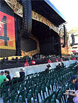 The Stones at the Adelaide Oval - Preshow scenes - Adelaide, October 25, 2014