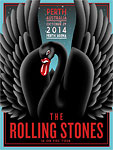 Tourposter Perth 2014