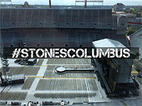 Hashtag StonesColumbus The Rolling Stones in the Schottenstein Center, Columbus, Ohio, May 30, 2015