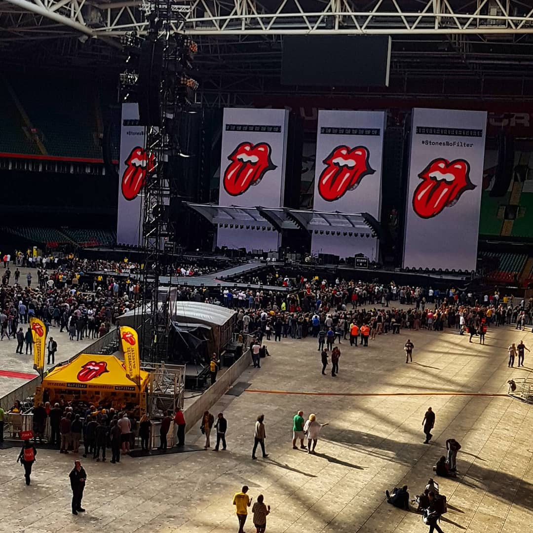 The Rolling Stones News Confirmed Uk Tour 2018 No