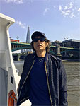 Mick: 'En-route to London Stadium'  - The Rolling Stones in London, May 22, 2018