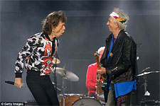 The Rolling Stones in London, May 25, 2018