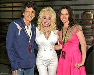 Dolly meets Ronnie & Sally, Oct 1, 2016