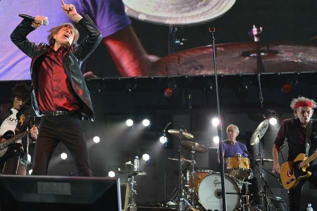 The Rolling Stones are going on tour in 2013!