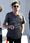 The Stones at rehearsals in LA, Tuesday 16, 2013