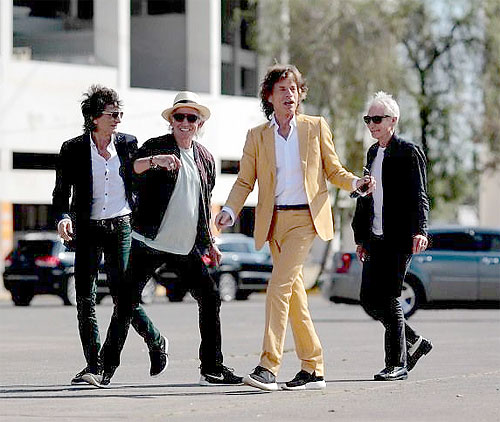 The Rolling Stones 2016